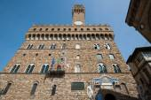 Palazzo Vecchio in Florence — Stock Photo
