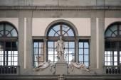 Galería de los uffizi en florencia — Foto de Stock