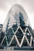 View of Gherkin building — Stock Photo