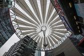 потолок центра sony — Стоковое фото