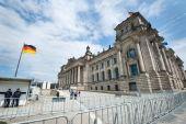 Reichstag — Stock Photo
