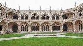 The Hieronymites Monastery (Mosteiro dos Jeronimos) — Stock Photo