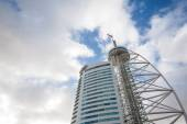 Vasco da Gama Tower in the Park of the Nations — Stock Photo