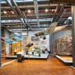Interior view of Museum for Traffic — Stock Photo #56127817