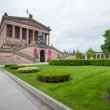 Alte Nationalgalerie Museum building. — Stock Photo #56221509