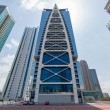Постер, плакат: Indigo Tower inside Jumeirah Lakes Towers district