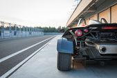 KTM X-Bow, an ultra-light sports car — Stock Photo