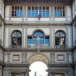 Uffizi gallery in Florence, Italy. — Stock Photo #56737065
