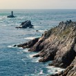 Pointe du Raz scenic view. — Stock Photo #57254791