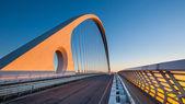 """Famous bridges complex """"Le Vele"""" — Foto Stock"""