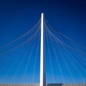 """Famous bridges complex """"Le Vele"""" — Zdjęcie stockowe"""