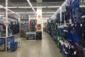 Decathlon Sport Store — Stock Photo