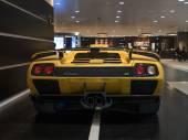 Lamborghini Diablo Sports car exibition — ストック写真
