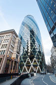 View of the Gherkin building — Stock Photo