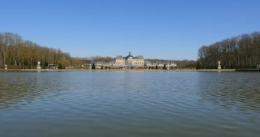 Vaux le Vicomte Castle — Stock Video