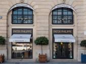 Patek Philippe shop in place Vendome in Paris — Zdjęcie stockowe