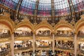 Lafayette shopping center in Paris — Stock Photo