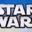 Постер, плакат: Star Wars logo printed on Lego box