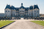 Vaux le Vicomte Castle in Paris — Stockfoto