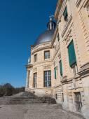Vaux le Vicomte Castle in Paris — Stock Photo