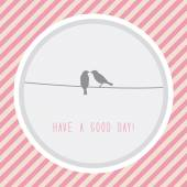 Have a good day2 — Stock Vector