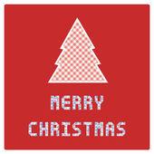 Merry Christmas greeting card13 — Stock Vector