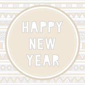 Happy new year greeting card9 — Stock Vector