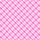 Pink plaid pattern2 — Fotografia Stock