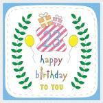 Happy birthday23 — Stock Vector #59931995