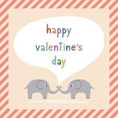 Happy valentine s day card8 — Stock Vector