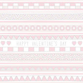 Seamless valentine background1 — Stock Vector