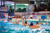 Water Polo — Foto Stock