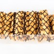 """Italian traditional dessert for Carnival called """"chats"""" — Stock Photo #63322319"""