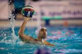 MILAN,  JANUARY  22:  Filipovic   ( Bpm Sport Management  )   in — Stock Photo