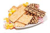 Italian pastries — Stock Photo