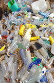 Plastic pollution — Stock Photo
