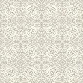 Vintage beige pattern — Stock Vector
