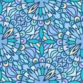 Patrón de mosaico — Vector de stock