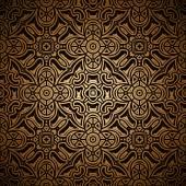 старинные золотые шаблон — Cтоковый вектор