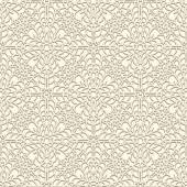 Vintage lace pattern — Stock Vector