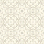 White pattern — Stock Vector