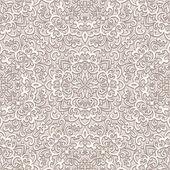 复古米色无缝模式 — 图库矢量图片