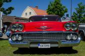 Chevrolet Impala 1958 old timer car — Stock Photo