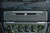 Volvo FH16 truck front — Stock Photo