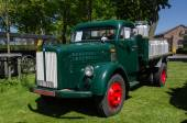 Scania Vabis old timer lorry — Stock Photo