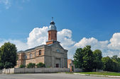 Orthodox Church Panorama — Stock Photo