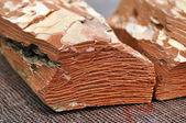 Piece of wood — Stock Photo