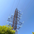 Electric powerlines — Stock Photo #61459929