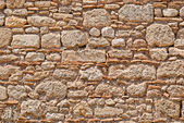 Wall of stones. — Stock Photo