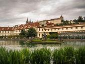 Wallenstein Palace, Prague — Stock Photo